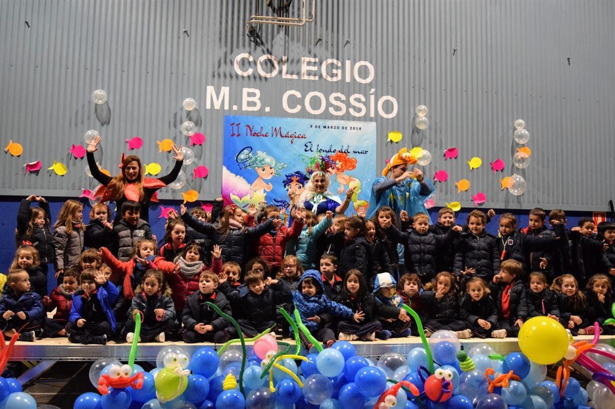 Colegio Manuel Bartolomé Cossío, Fuenlabrada - Madrid