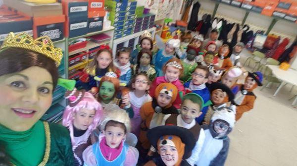 Celebración Viernes de Carnaval Cossío