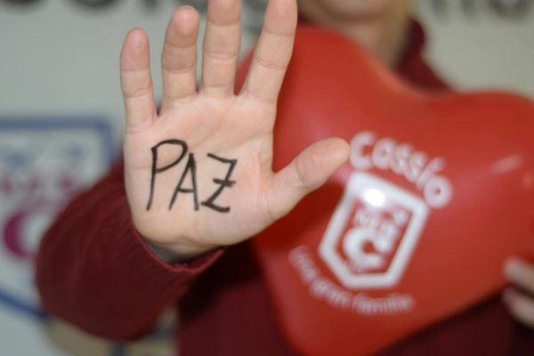 Cossío celebra el día de LA PAZ