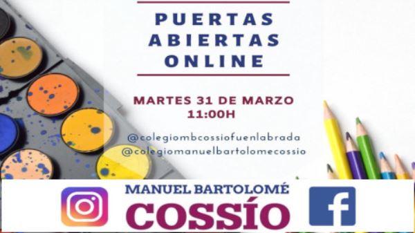 APLAZAMIENTO DE JORNADA DE PUERTAS ABIERTAS