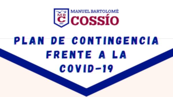 COMIENZO DE CURSO 2020-21 PROTOCOLO COVID-19