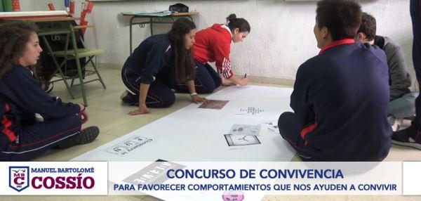 Todos los alumnos participan para para crear un mejor ambiente en las aulas