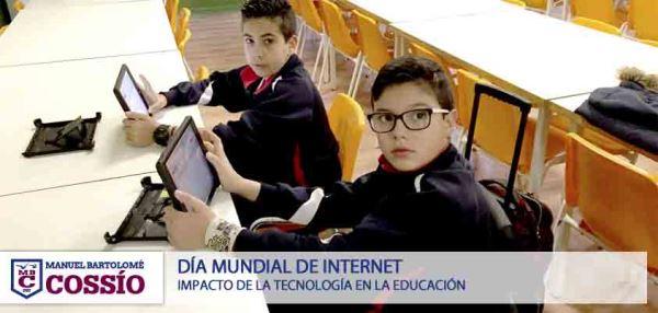 IMPACTO DE LA TECNOLOGÍA EN LA EDUCACIÓN