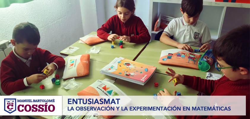 La observación y la experimentación en matemáticas