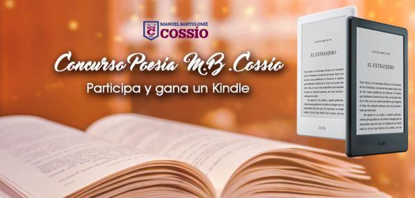I CONCURSO DE POESÍA COSSÍO